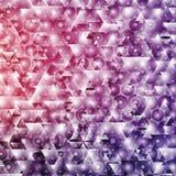 Wektorowa ilustracja jaskrawy abstrakcjonistyczny nowożytny machinalny i technologia tło Zdjęcia Royalty Free