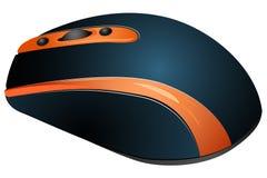 Wektorowa ilustracja komputeru mysz Zdjęcia Royalty Free