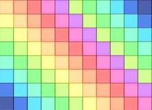 Wektorowy kolorowy tło Zdjęcia Stock