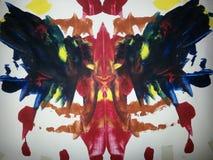 Wektorowa kolorowa ilustracja Obrazy Stock
