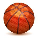 wektorowa koszykowa piłka Fotografia Stock