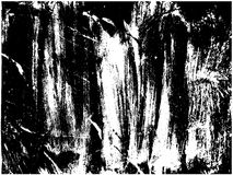 Wektorowa scratchy tekstura Obrazy Royalty Free