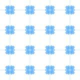 Wektorowe bezszwowe tekstur płytki Zdjęcia Stock