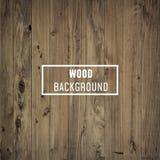 Wektorowego drewnianego tekstury tła starzy panel zdjęcie royalty free