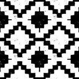 Wektorowego navajo plemienny ornament ilustracji
