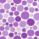 Wektorowej abstrakcjonistycznej kolorowej mozaiki bezszwowy wzór Obrazy Stock