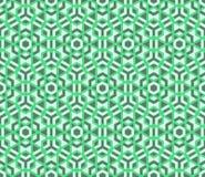 Wektorowej nowożytnej bezszwowej kolorowej geometrii poligonalny wzór Zdjęcie Stock