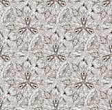 Wektorowy Abstrakcjonistyczny Bezszwowy Geometryczny tło Obrazy Royalty Free