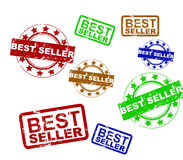 Wektorowy bestseller Zdjęcia Stock