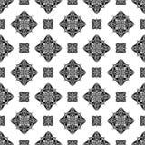 Wektorowy bezszwowy deseniowy tło Klasyczna luksusowa stara moda ilustracji