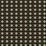 Wektorowy bezszwowy geometryczny wzór Zdjęcia Royalty Free