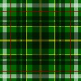 Wektorowy bezszwowy szkocki tartanu wzór Royalty Ilustracja