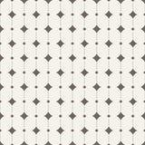 Wektorowy bezszwowy wzór z rhombus ilustracja wektor