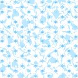 Wektorowy bezszwowy wzór z snowlakes abstrakcjonistycznych gwiazdkę tła dekoracji projektu ciemnej czerwieni wzoru star white royalty ilustracja