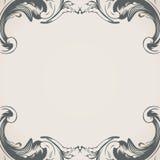 Wektorowy bezszwowy wzór z sztuka ornamentem dla projekta Obrazy Stock
