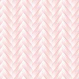 Wektorowy bezszwowy wzór z warkoczami Tekstura przędza z kropkowaną linią plesie zakończenie ornamentacyjny abstrakcyjne tło Niek ilustracja wektor