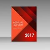 Wektorowy Biznesowego raportu kwadrat i geometryczny okładkowy projekt Biznesowy broszurka szablonu układ, okładkowy projekt, spr Fotografia Royalty Free