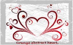 Wektorowy folwarczka serce. Obraz Stock