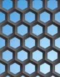 Wektorowy Geometryczny Abstrakcjonistyczny tło ilustracja wektor