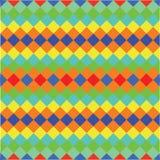 Wektorowy geometryczny abstrakcjonistyczny tło z trójbokami ilustracji