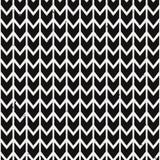 Wektorowy geometryczny wzór z strzała Obraz Royalty Free