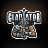 1 Wektorowy gladiator Zdjęcia Royalty Free