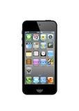 Wektorowy iPhone 5 Obrazy Royalty Free