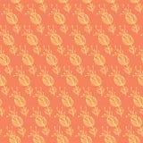 Wektorowy Kolorowy abstrakcjonistyczny retro wzór 04 Obraz Stock