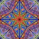 Abstrakcjonistyczny tło ilustracja wektor