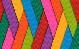 Wektorowy koloru tło ilustracja wektor