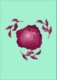 Wektorowy kwiat Fotografia Royalty Free