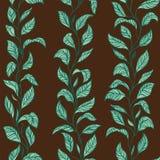 Wektorowy Lasowy tło Ilustracja Wektor