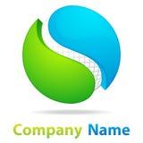 Wektorowy logo Fotografia Stock