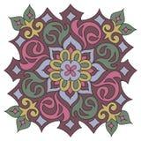 Wektorowy mandala ornament Obraz Royalty Free