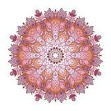 Wektorowy mandala Rocznika dekoracyjny element Obraz Stock