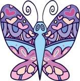 Wektorowy motyl 4 Zdjęcia Stock