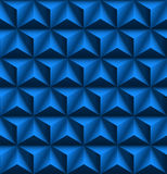 Wektorowy mozaiki tło Obraz Royalty Free