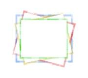 Wektorowy photoframe Zdjęcia Stock