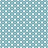 Wektorowy polek kropek wzór Kropka trójboka inside tło Zdjęcie Royalty Free