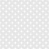 Wektorowy polek kropek wzór Kropka trójboka inside tło Zdjęcie Stock
