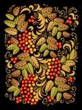Wektorowy Rosyjski Etniczny ornament Rosjanin stylowa dekoracja i projekta element Obrazy Royalty Free