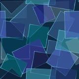 Wektorowy tła błękita lód ilustracji