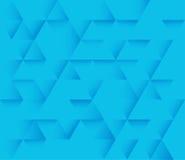 Wektorowy trójgraniasty abstrakcjonistyczny geometryczny tło ilustracja wektor