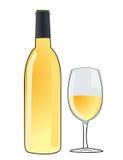 wektorowy wino Fotografia Stock