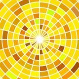 Wektorowy witraż mozaiki tło Zdjęcie Stock