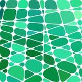 Wektorowy witraż mozaiki tło Fotografia Royalty Free
