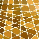 Wektorowy witraż mozaiki tło Obraz Royalty Free