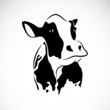 Wektorowy wizerunek krowa Zdjęcie Royalty Free