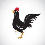 Wektorowy wizerunek kurczaka projekt Zdjęcia Royalty Free
