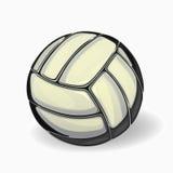 Wektorowy wizerunek siatkówki piłki ilustracja Obrazy Stock